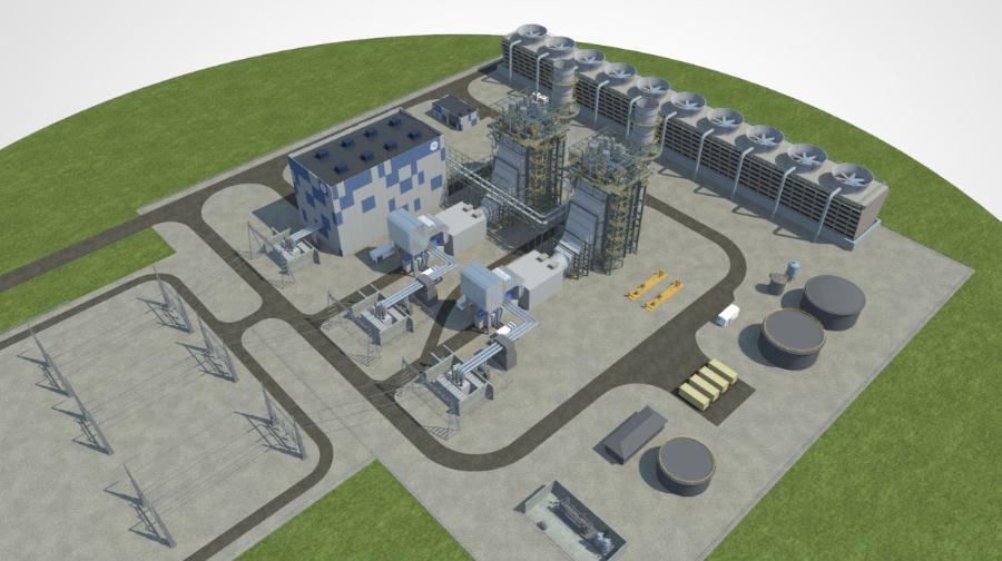 Alfa Energy Solutions - The Turbine System